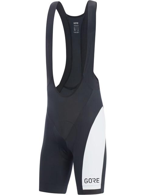 GORE WEAR C3 Optiline Bib Shorts Men black/white